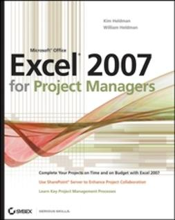 Heldman, Kim - Microsoft Office Excel 2007 for Project Managers, ebook