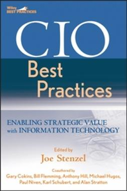 Cokins, Gary - CIO Best Practices: Enabling Strategic Value with Information Technology, ebook