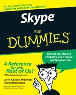 Abdulezer, Loren - Skype For Dummies, ebook