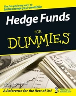 Logue, Ann C. - Hedge Funds For Dummies, ebook