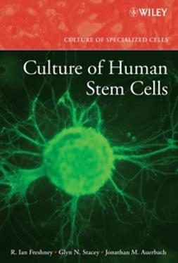 Auerbach, Jonathan M. - Culture of Human Stem Cells, ebook