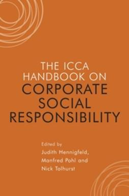 Hennigfeld, Judith - The ICCA Handbook of Corporate Social Responsibility, ebook