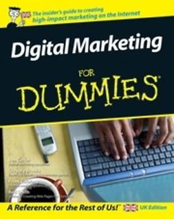 Carter, Ben - Digital Marketing For Dummies, UK Edition, ebook