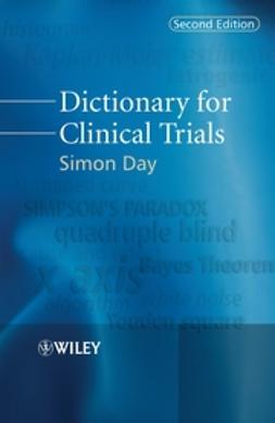 Day, Simon - Dictionary for Clinical Trials, e-bok