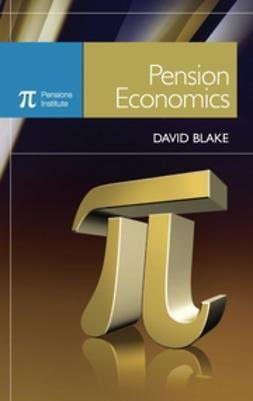 Blake, David - Pension Economics, ebook