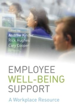 Cooper, Cary L. - Employee Well-being Support: A Workplace Resource, ebook