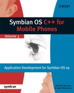 Harrison, Richard - Symbian OS C++ for Mobile Phones, e-kirja