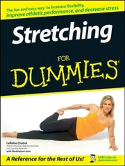 Chabut, LaReine - Stretching For Dummies, ebook