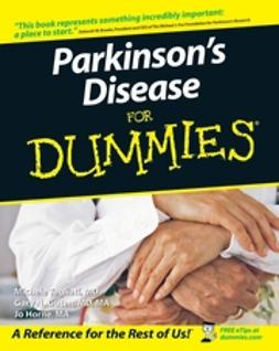 Brooks, Deborah W. - Parkinson's Disease For Dummies, ebook