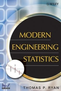 Ryan, Thomas P. - Modern Engineering Statistics, ebook