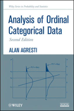 Agresti, Alan - Analysis of Ordinal Categorical Data, ebook