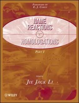 Li, Jie Jack - Name Reactions for Homologation, Part 1, ebook