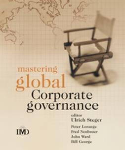 George, Bill - Mastering Global Corporate Governance, e-bok