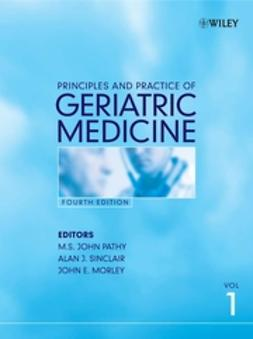 Pathy, M.S. John - Principles and Practice of Geriatric Medicine, ebook