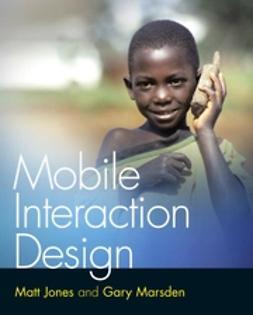 Jones, Matt - Mobile Interaction Design, ebook