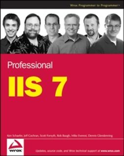 Baugh, Rob - Professional IIS 7, ebook