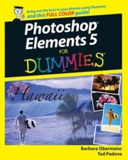 Obermeier, Barbara - Photoshop Elements 5 For Dummies, ebook