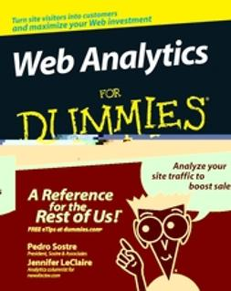 LeClaire, Jennifer - Web Analytics For Dummies, ebook