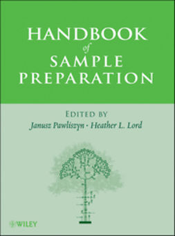 Pawliszyn, Janusz - Handbook of Sample Preparation, ebook