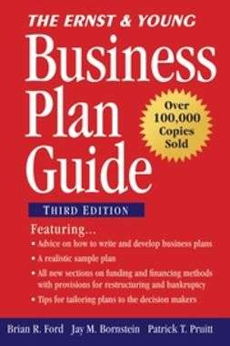 Ford, Brian R. - The Ernst & Young Business Plan Guide, ebook