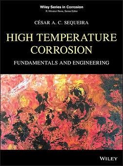 Sequeira, César A. C. - High Temperature Corrosion: Fundamentals and Engineering, e-kirja