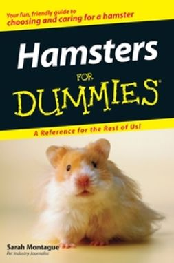 Montague, Sarah - Hamsters For Dummies, ebook