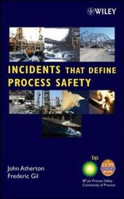 UNKNOWN - Incidents That Define Process Safety, ebook