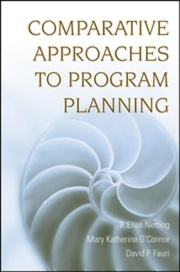 Fauri, David P. - Comparative Approaches to Program Planning, e-bok