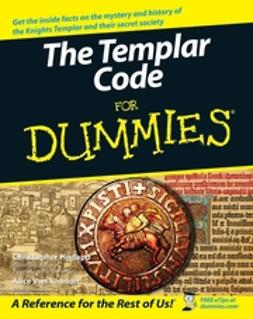 Hodapp, Christopher - The Templar Code For Dummies, ebook