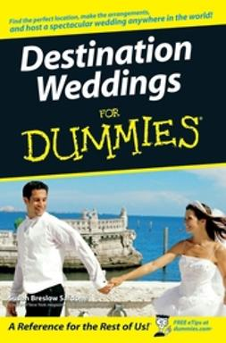 Sardone, Susan Breslow - Destination Weddings For Dummies, e-bok