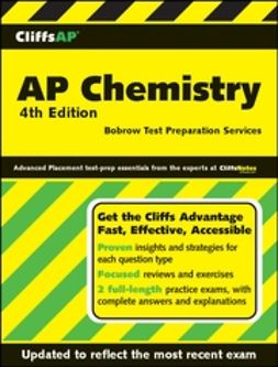 UNKNOWN - CliffsAP Chemistry, ebook