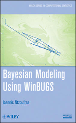 Ntzoufras, Ioannis - Bayesian Modeling Using WinBUGS, ebook