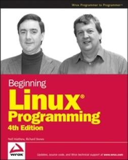 Matthew, Neil - Beginning Linux Programming, ebook