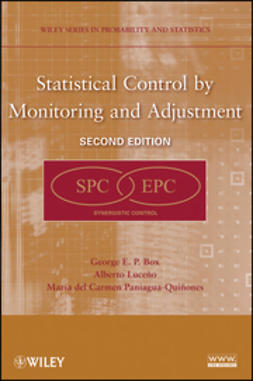 Box, George E. P. - Statistical Control by Monitoring and Adjustment, ebook