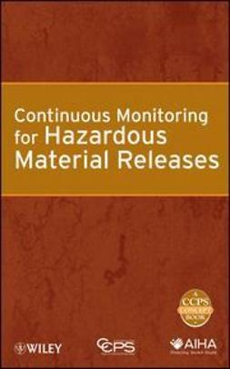 UNKNOWN - Continuous Monitoring for Hazardous Material Releases, ebook