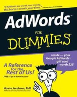 Jacobson, Howie - AdWords For Dummies, ebook