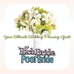 Buckley, Sean - Rich Bride Poor Bride: Your Ultimate Wedding Planning Guide, e-bok