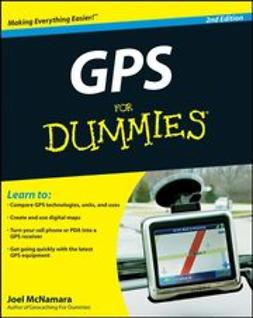 McNamara, Joel - GPS For Dummies, ebook
