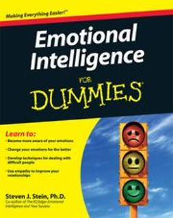 Stein, Steven J. - Emotional Intelligence For Dummies, ebook