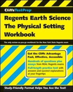 UNKNOWN - CliffsTestPrep Regents Earth Science: The Physical Setting Workbook, ebook