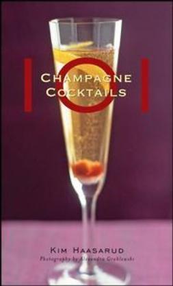 Haasarud, Kim - 101 Champagne Cocktails, e-kirja