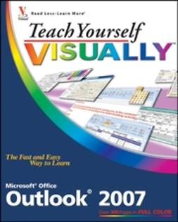 Shoup, Kate - Teach Yourself VISUALLY Outlook 2007, ebook