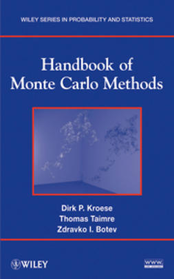 Botev, Zdravko I. - Handbook of Monte Carlo Methods, ebook