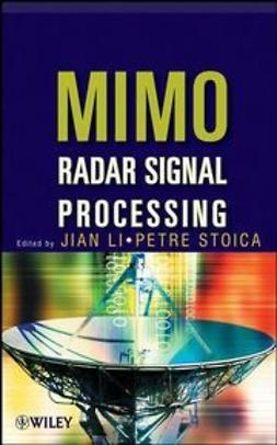 Li, Jian - MIMO Radar Signal Processing, ebook