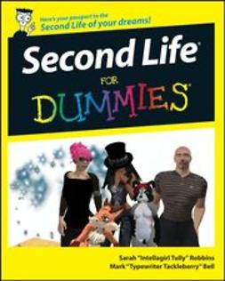 Robbins, Sarah - Second Life For Dummies, ebook