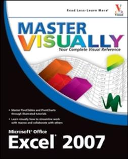 Marmel, Elaine - Master VISUALLY Excel 2007, ebook