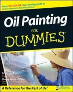 Clifton, Sherry Stone - Oil Painting For Dummies, ebook