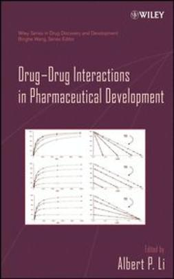 Li, Albert P. - Drug-Drug Interactions in Pharmaceutical Development, ebook