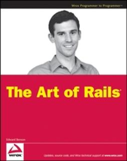 Benson, Edward - The Art of Rails, ebook