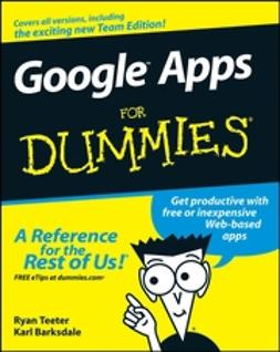 Barksdale, Karl - Google Apps For Dummies, ebook